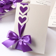 Coquette Wedding Invitation